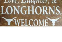 HOOK 'EM \m/ / All things Longhorn / by Lena Perez
