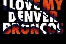 Broncos! / All about the Denver Broncos / by Lena Perez