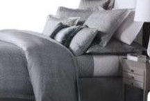 At Least 50 Shades of Gray Designer Bedding / Gorgeous selection of all designer bedding from SwankyOutlet.com in a various assortment shades of gray. / by Swanky Outlet Bedding