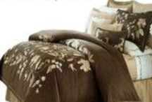Fall in Love with Beige and Brown Bedding this Season at Swanky Outlet / Fall and Winter 2013 have shown that beige and brown are by far the most popular bedroom colors at Swanky Outlet with gray coming in third place. / by Swanky Outlet Bedding