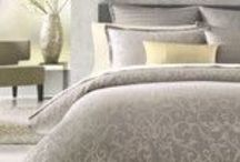 Haute Hudson Park Bedding at Swanky Outlet / Hudson Park bedding exudes elegance. Swanky Outlet sells Hudson Park duvet covers, bedskirts, sheets, and pillow shams up to 85% off retail. Enjoy Hotel Collection Italian Percale and Luxe collections bedding sets on sale. / by Swanky Outlet Bedding