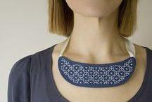 Cuellos y collares / by Dora Luz Contreras