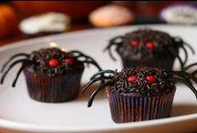 Halloween / Gâteaux, créations, Halloween est toujours l'occasion de s'amuser !