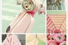 Inspiratie seizoen 2016 / Colors and fashion