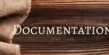 Documentation / A board dedicated to Reggio-Inspired documentation ideas.