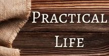 Practical Life / Activities and ideas to support your practical life center.