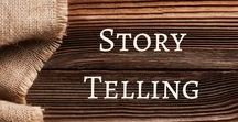 Story Telling / Activities and ideas to enhance your students' story telling skills.