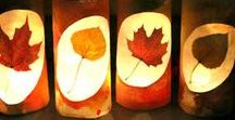 Autumn Activities / A board packed full of Autumn activities for your early childhood classroom.