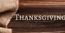 Thanksgiving / Activities and ideas to support a Thanksgiving investigation and celebration in the early childhood classroom.