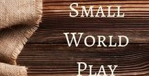 Small World Play / Small world play activities and ideas