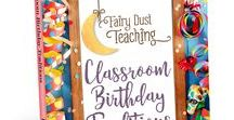 Birthday Traditions / Reggio Inspired Birthday Traditions - Going Beyond Cupcakes!
