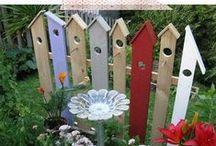 Garden ideas / by Sun Flower