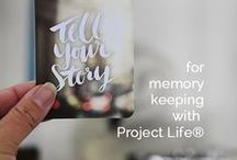Project Life / by Ruthie Morrison