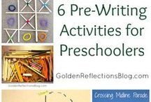 Preschool Learning / Learning tools for your preschool student!  Activities, printables, arts and crafts ideas and more for your preschool child!