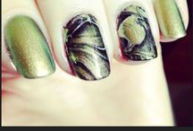 My nail art / Nail art done by me