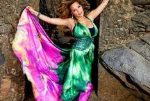 Stunning Dramatic Dresses / dramatic haute couture gowns