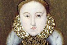 Elizabeth I / by 🌴 Lani Kahuna 🌴