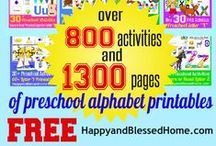 Blog Posts from Happy and Blessed Home / HappyandBlessedHome.com is where I share encouraging posts for moms, free printables, free preschool tools and kid's activities, easy recipes, and ideas for family fun! Plus giveaways and free stuff for your family.