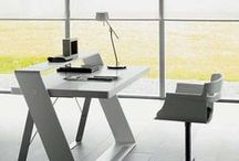 BIURO/ Office / Wnętrza, wnętrza biurowe, meble