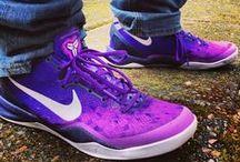 Basketball / Shoes and basketball stuff
