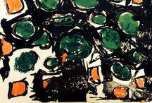 Los niños en el ARTE / Estas pinturas fueron producidas por niños y niñas entre cuatro y trece años !