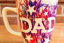Father's Day / Gift ideas, crafts, DIY, recipes and more all relating to Father's Day!