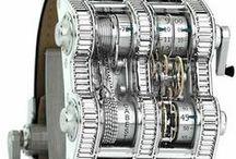 Watches design / Wrist watches / by Margot Lauren