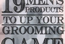 Groomsmen products / Grooming products for men