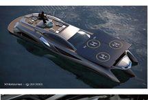 Luxury Yachts / Yachts
