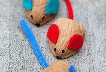 DIY ideas for children / art, handcraft for children