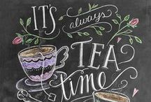Tea quotes & art / Quotes and art about tea