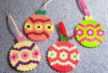 Hama beads/pearls / craft from Hama pearls