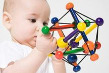 Developmental Baby Toys / Babies and Toddlers learn through play!