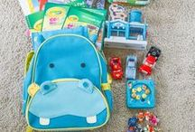 Traveling with Kids / Ideas and activities for traveling with children.
