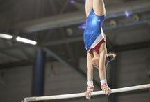 Artistic Gymnastics / Artistic gymnastics photography by CUIA (Caught U in action) - www.cuia.eu