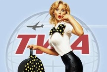 Airplane pinup girls / GIRLS AND AIRPLANES PHOTOS AND IMAGES FEMALE AIRPLANE PILOT PINUP MODELS