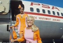 WHEN FLYING WAS WORTH IT / Vintage Stewardess Pictures - Flight Attendant Photos From The Past When The Airlines Only Hired The Cute Stewardesses