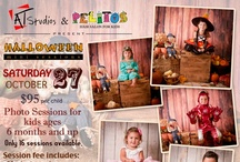 Halloween Mini Photo Sessions for Kids