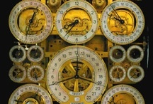 Clocks / these capture my interest as a clockmaker / by Jerry Brazil