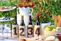 Wine Party!!! / Party decor and ideas for the hostess with the mostess (wine!)