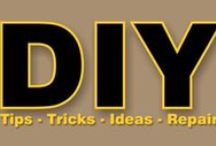 DIY - Tips Tricks Ideas Repair / Remove and Replace - DIY Project Ideas and Appliance Repair Help for your Home and Simple Everyday Helpful Problem Solvers. Tips Tricks Ideas Repair!