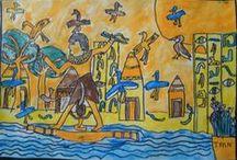 Egypt - art