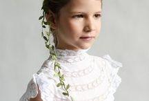 Diademas, tocados y coronas Comunión / Diferentes accesorios para tu hija en su Primera Comunión. Diademas, coronas de flores, tocados para comuniones.