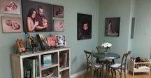 Photo Studio design and decor