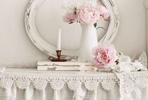 Vintage/Shabby Chic for the home. / by Rikke Sterup