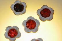 Tra le ricette di biscotti.. / Ricette attinte a piene mani da blog straordinari con in più un po' di farina del mio sacco