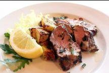 Carne / Perché nonostante io sia vegetariana anche i miei uomini devono pur mangiare