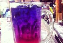 BlueChai Drinks / Collection of drinks made with BlueChai - Hot or cold! / by BlueChai - Dried Butterfly Pea Shop