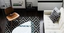 roomspiration / minimalist clean vs cozy boho