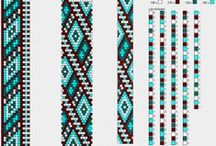 Schemas bead crochet rope